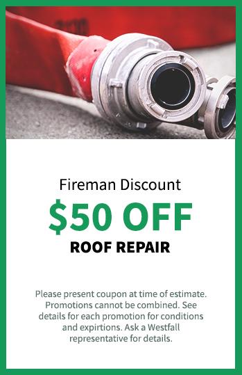 $50 Fireman Discount