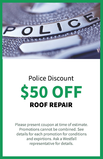 $50 Police Discount