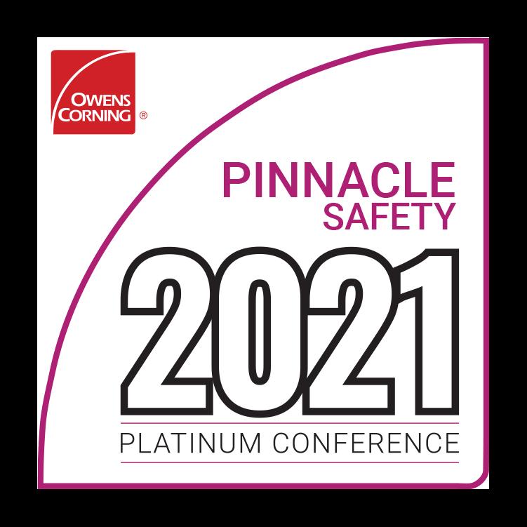 2021 Safety Award