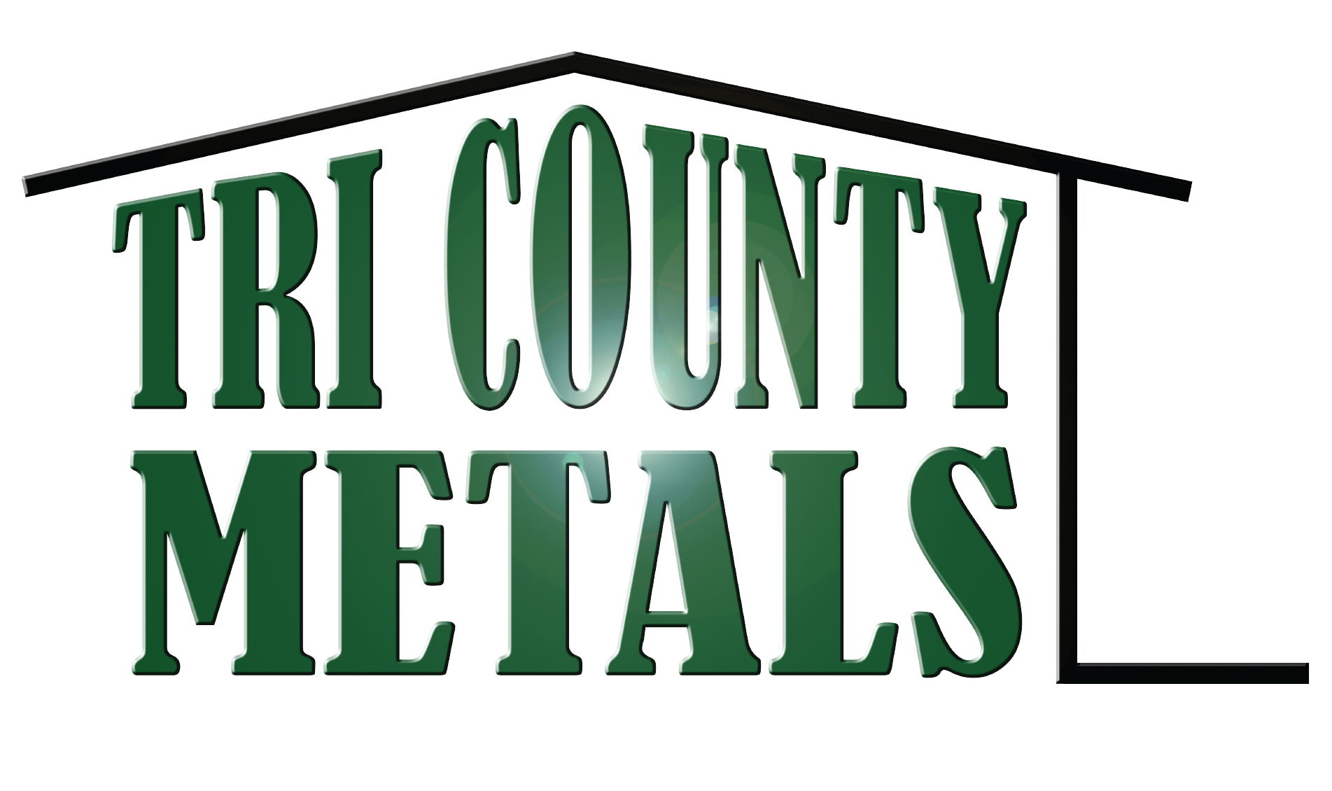 Logo that reads Tri-County Metals