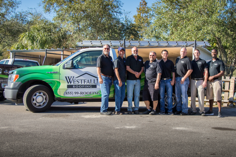 Westfall Roofing Team